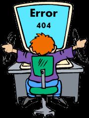 Error 404 – Was tun?