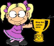 Blog des Jahres