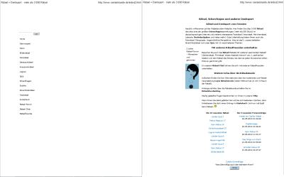 Ausdruck einer Website ohne eine print.css