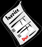 Webmaster als Gewerbe - Die richtige Rechnung