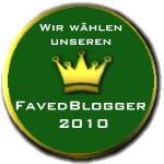 Faved Blogger Wahl