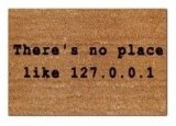 Fußmatte für Geeks