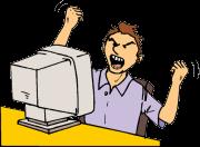 5 schlechte Webseiten
